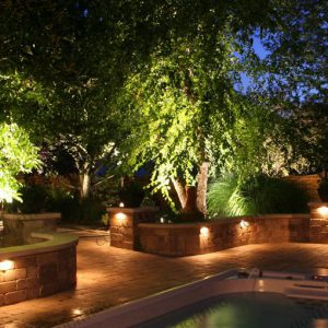 Outdoor Exterior Lighting In Sydney Melbourne Emotive Earth
